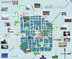 Tourist Map Of San Francisco by Maps Of Beijing