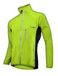 waterproof bike jacket amazon com funkier bike men u0027s cycling rain jacket reflective