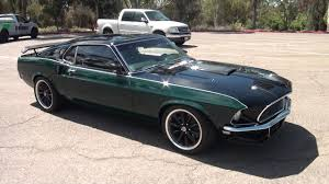 mustang gt2 1969 mustang gt2 turbo mach 1 fastback for sale by precious metals