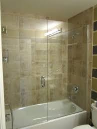 bathtubs frameless glass shower door for tub removing glass