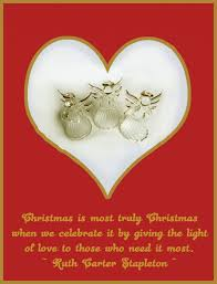 rhyming quotes about christmas christmas glassistmas angels greeting card light of love is best