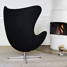 egg armchair by fritz hansen in the shop