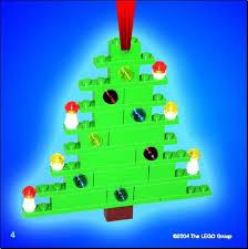 lego xmas tree deco u0026 gift box instructions 4759 seasonal
