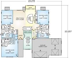 garage house floor plans montecito pacific modern homes inc