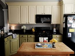 grey kitchen black appliances quartz countertops stainless steel