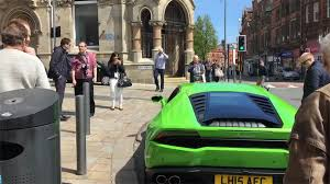american police lamborghini lamborghini huracan in wolverhampton is the uk u0027s first supercar taxi