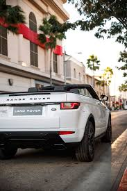 white and gold range rover range rover evoque convertible review british gq
