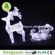 light up reindeer outdoor decoration 47213 astonbkk