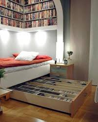 Bed Ideas For Small Rooms Best 25 Small Bedrooms Ideas On Pinterest Small Bedroom Storage
