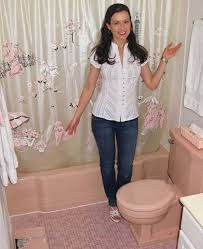 retro pink bathroom ideas 46 best 1950s moderne pink and gray bathroom images on
