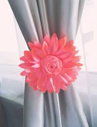 Shabby Chic Tie Backs by Best 25 Coral Curtains Ideas On Pinterest Gray Coral Bedroom