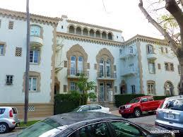 the romanesque villa apartments u2013 marilyn monroe u0027s former home