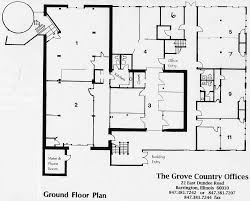 Barrington Floor Plan by Tsdg Real Estate Rentals In Barrington Illinois Office Space