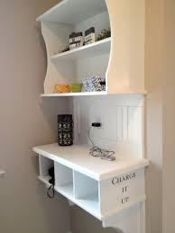 cute idea charging station in mudroom jt creating my dream