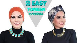 video tutorial turban style easy simple turban tutorial youtube