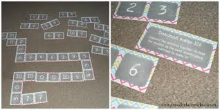 a muslim homeschool fun free maths games to learn number facts to 10