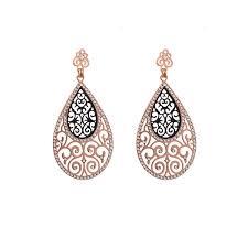png gold earrings shiyaya earring stud teardrop black gold gold quartz shiyaya