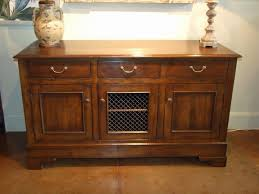 custom oak buffet media cabinet by designer antiques ltd