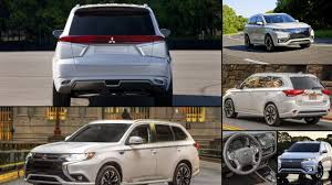 outlander mitsubishi 2018 2018 mitsubishi outlander phev news reviews msrp ratings with