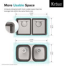 Kitchen Sink Frame by Stainless Steel Kitchen Sink Kraususa Com