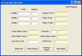 total square footage calculator concrete jpg