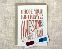 awesome birthday cards wit whistle 3d awesome birthday card wit whistle