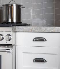 White Kitchen Cabinets With Black Hardware Bin Cabinet Pull 6