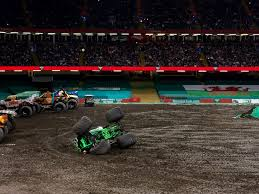 how to become a monster truck driver for monster jam jaw dropping stunts at monster jam principality stadium cardiff