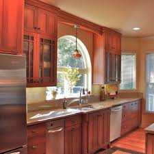 Refinish Kitchen Cabinets Cost Home Decor Marvellous Cost Of Kitchen Cabinets Photos Design