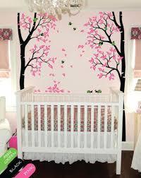 Nursery Room Tree Wall Decals Nursery Tree Wall Decal Mural Ladybird Wall Stickers Tree