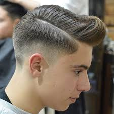 skin fade comb over hairstyle the skin fade haircuts for men gentlemen hairstyles