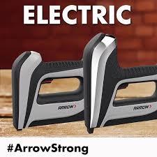 Upholstery Electric Staple Gun Arrow Retailers And Distributors Arrow Fasteners