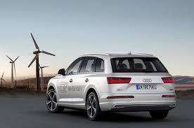 Audi Q7 Diesel - 2017 audi q7 e tron tdi quattro first look