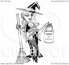 halloween images black and white royalty free rf clipart illustration of a black and white