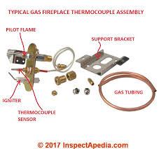 utica gas boiler pilot light gas flame thermocouple repair faqs