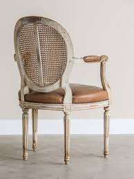 armchair louis xv cane back chair wonderful cane back armchair