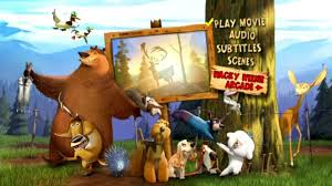 open season 2 2008 dvd movie menus