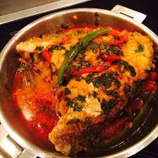 cuisiner le merou mérou à la marocaine recette de mérou à la marocaine par brigitte w