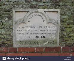 the graves of the queen u0027s corgi u0027s and other royal family pets at