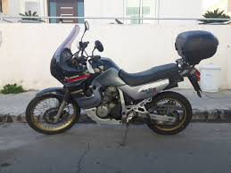 honda transalp honda transalp 600 1993 year for sale in limassol price 2 150