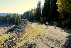 Bike Map Portland by 10 Longest Rail Trails For Bicycling U2014 John Wayne Pioneer Trail In