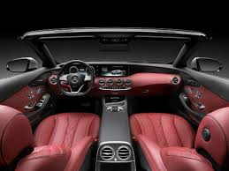 limousine lamborghini inside mercedes s class cabriolet in pictures the sun lounger limo is