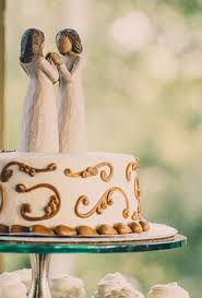 same wedding toppers brides wooden brides figurines a rustic cake topper of two
