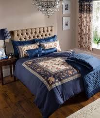 Navy Blue Bedding Set High Blue Bedding Sets Feel Navy Blue Satin King Size Doona Duvet