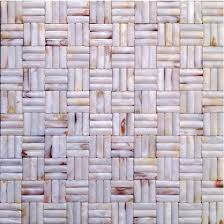 shell tile backsplash mother of pearl tile kitchen backsplash mop073 sea shell mosaic