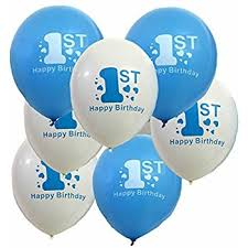 1st birthday boy boys birthday balloons 10 1st toys