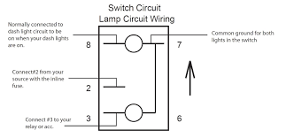 lighted rocker switch wiring diagram 120v 110 volt lighted rocker switch wiring diagram dolgular com for