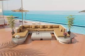 Teak Sectional Patio Furniture by Sofa Outdoor Patio Furniture Set 6w