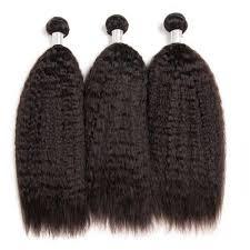 weave extensions 3 bundles hair weave bundles coarse yaki 100 human