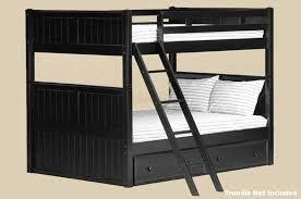 Instant Bed Bradley Full Over Full Bunk Bed